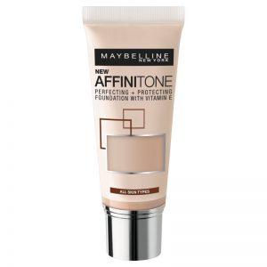 maybelline affinitone - podkład do makijażu
